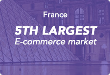 France 5th largest e-commerce market