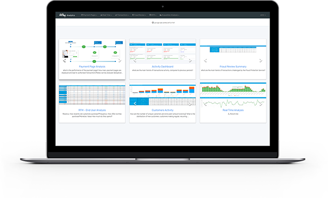HiPay Point of Sale Data Analytics Reporting