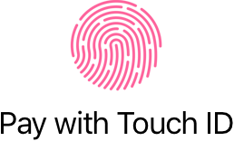 Apple Pay - Touch ID